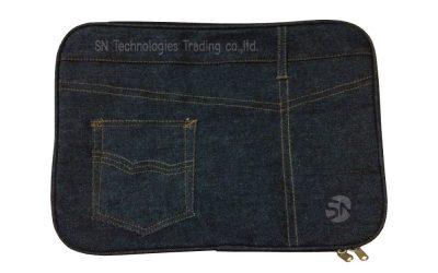 กระเป๋าใส่โน้ตบุ๊คผ้ายีนส์(7)