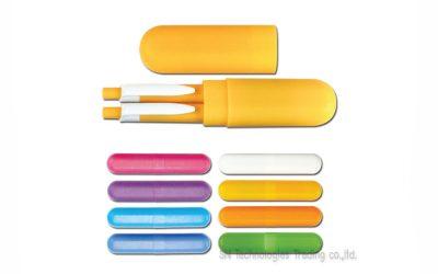 ปากกาพลาสติก(10)