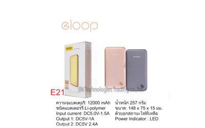 eloop E21 12000 mAh