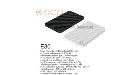eloop E30 5000 mAh