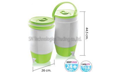 กระติกน้ำ มีก๊อก รุ่น Cooler-M05