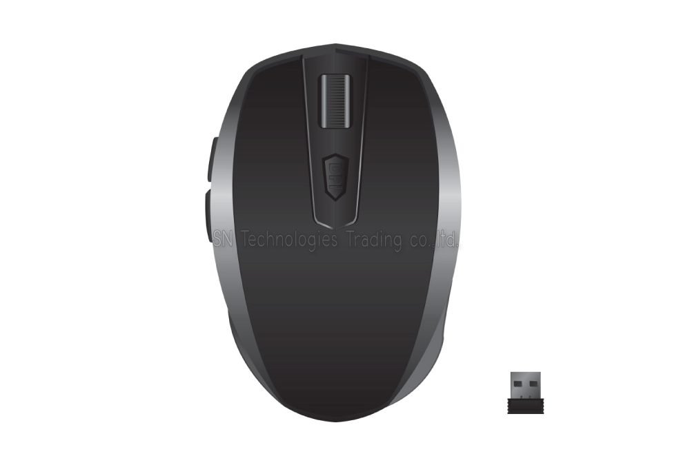 NUBWO WIRELESS MOUSE 2.4GHZ NMB10