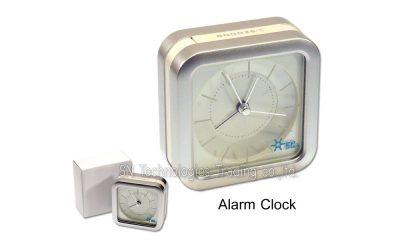 นาฬิกาปลุก ขนาด 10x10x4.5 cm (7)