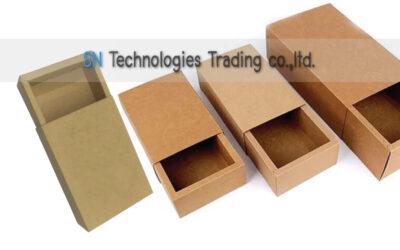 กล่องกระดาษ กล่องสไลด์ (3)