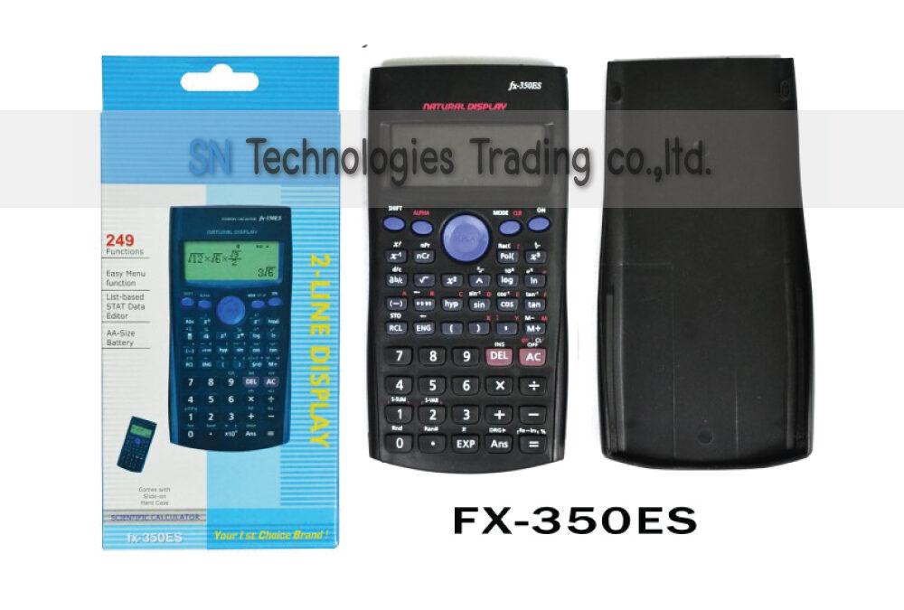 เครื่องคิดเลข FX350ES
