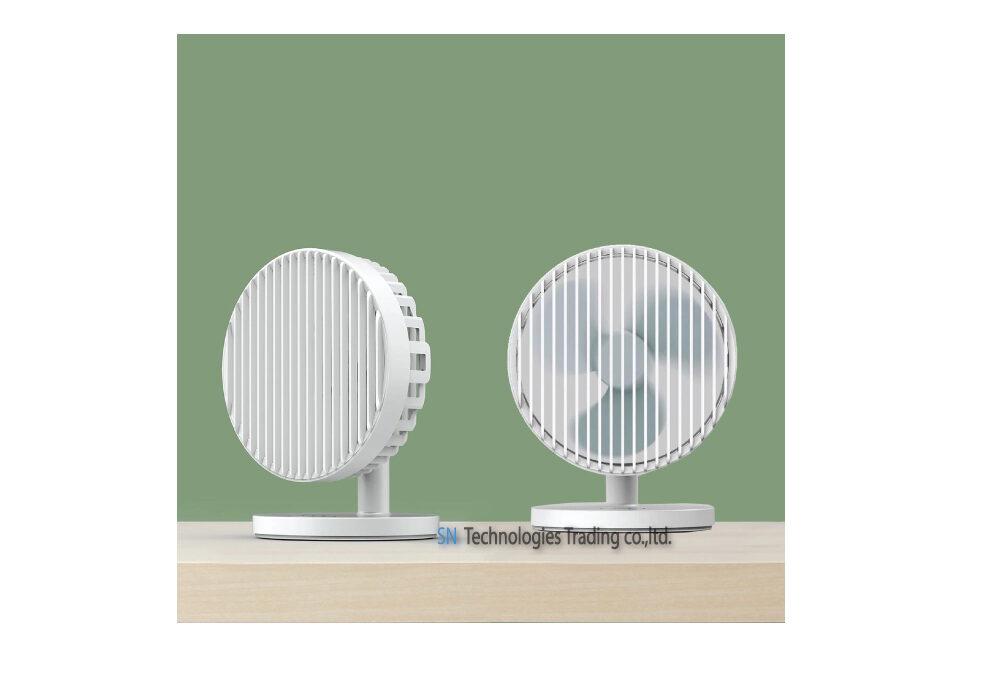 ORSEN F3 พัดลมพกพา พัดลมตั้งโต๊ะ Wireless Desktop Fan made by ELOOP