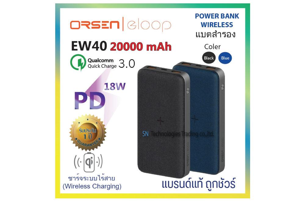 eloop EW40 20000 mAh